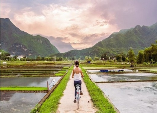 Da Lat and Mai Chau among Asia's travel hotspots and off-the-beaten path alternatives