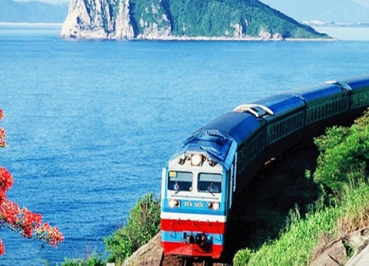 Travel + leisure gives tips on exploring Vietnam by train