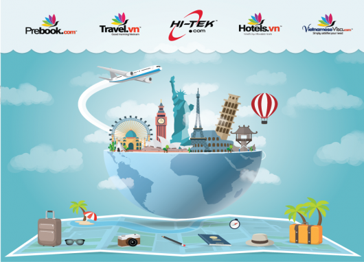 Hi-TEK, INC. to showcase online travel reservations network to promote VietNam tourism worldwide at the Vietnam International Travel Mart (VITM) 2018